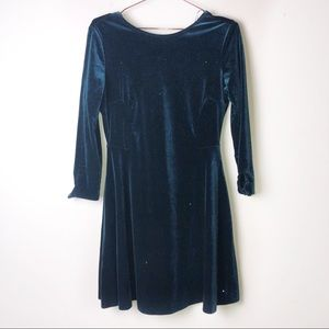 27a84d355ea1 Women Zara Velvet Dress on Poshmark